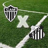 Atlético precisa vencer o Santos para tentar voltar ao G4 do Brasileiro